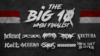 Finally, This Is 10 Finalists of Wacken Metal Battle Indonesia 2017!
