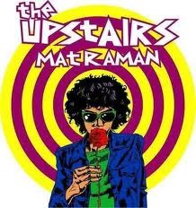 """Band Indie : The Upstairs – Album Matraman(2004), Single """"Apakah Aku Berada di Mars Atau Mereka Mengundang Orang Mars"""""""