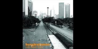 "Band indie : Bangkutaman – Album Ode Buat Kota (2010), Single ""Catch Me When I Fall"""