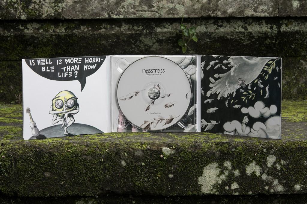 nosstress album perspektif bodoh 2