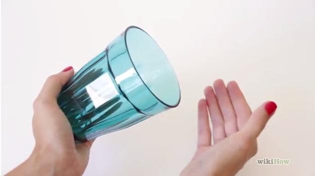 tahapan bermusik dengan gelas