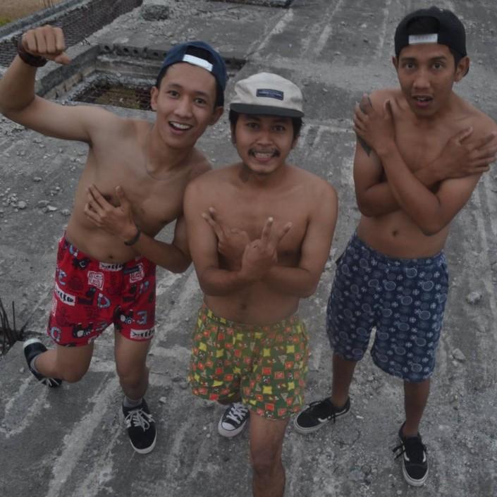 3 Handsome Man
