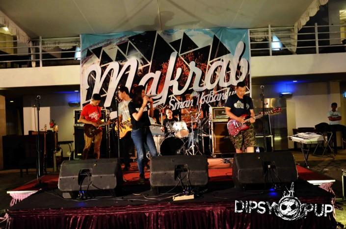 DIPSYPUP at Malam Keakraban SMAN 16 Bandung