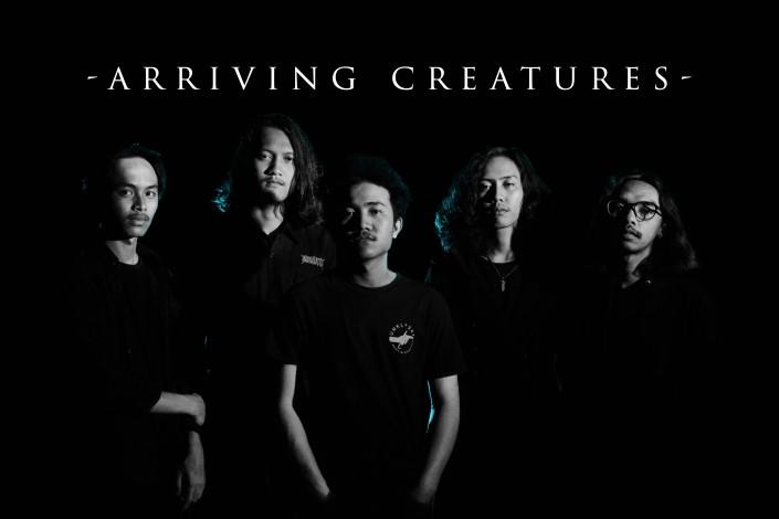 Arriving Creatures