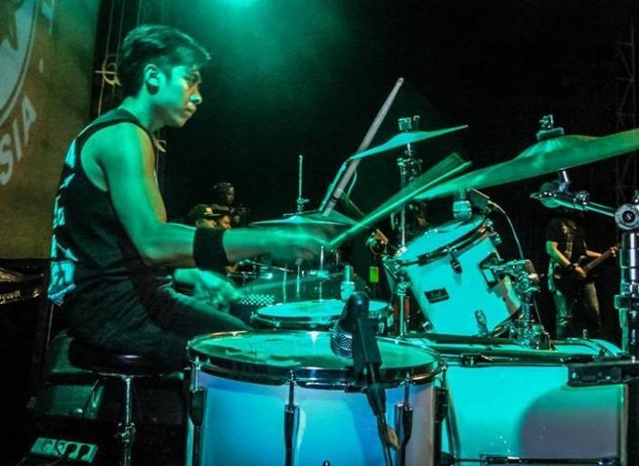 Ridwan 'Drum'