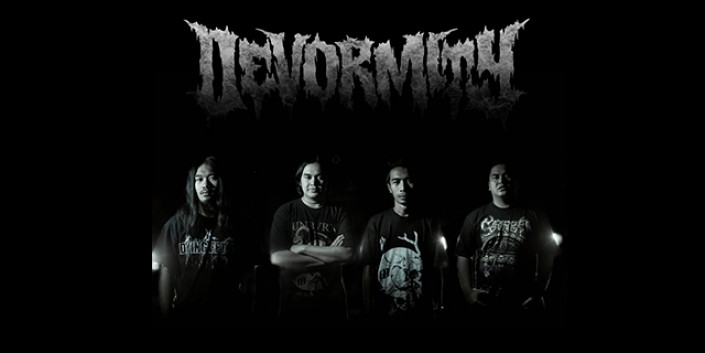Devormity Line up 2014