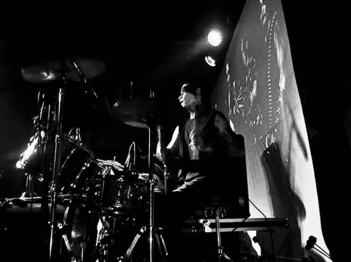 Blastphemy - drum
