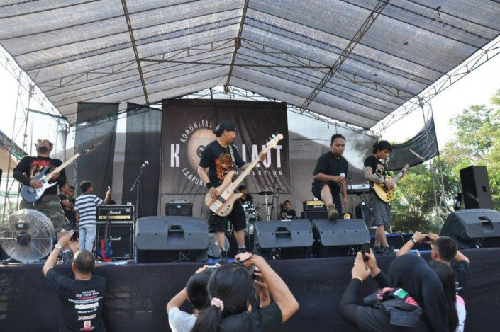 Nisan Live KOLAUT Kotabumi Lampung