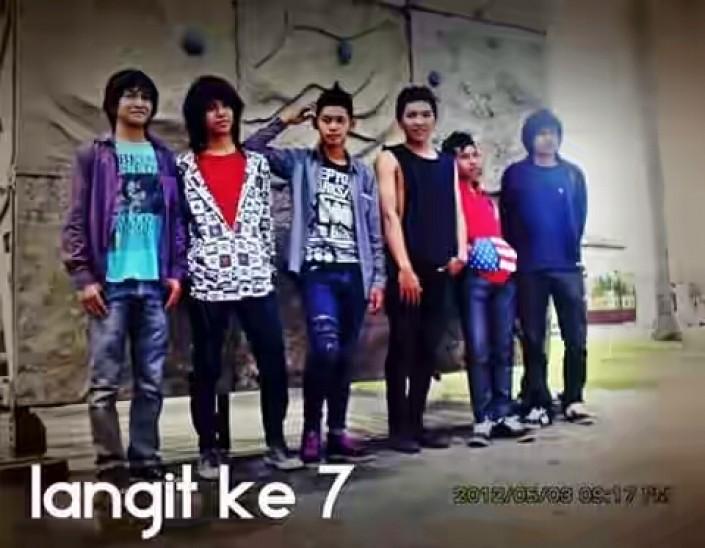 LANGIT KE 7