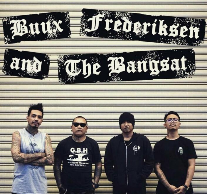 Buux Frederiksen And The Bangsat