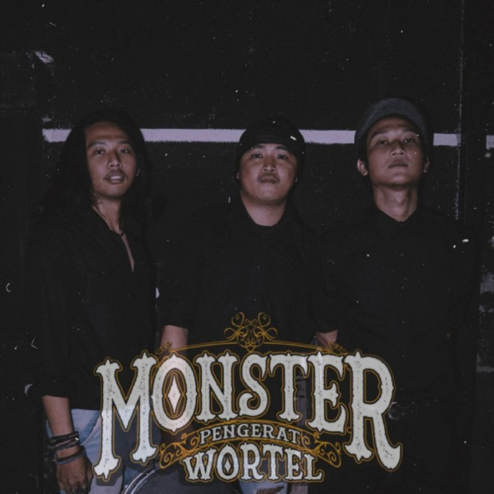 Monster Pengerat Wortel