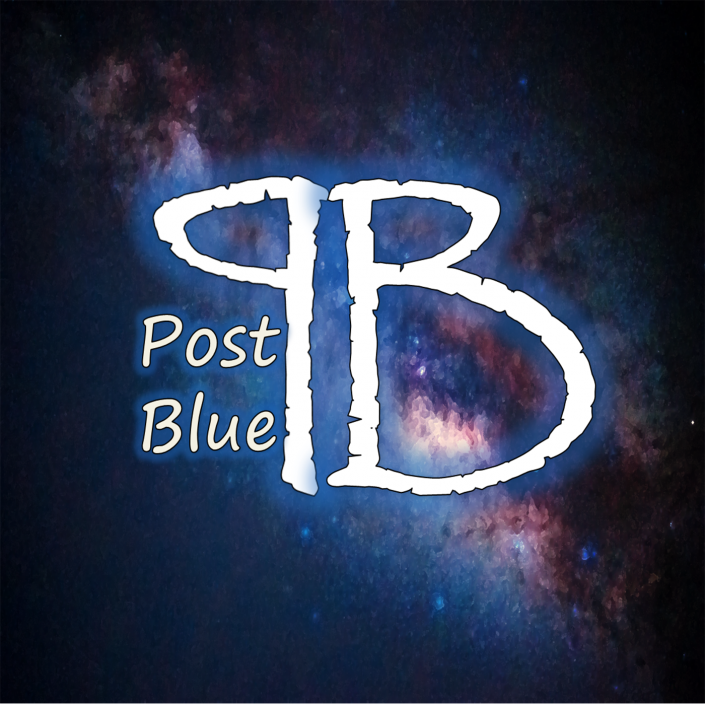 Post Blue