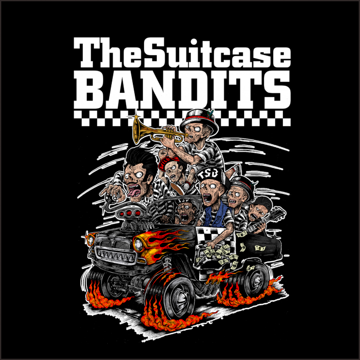 THE SUITCASE BANDITS
