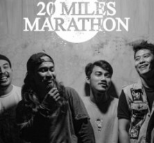 20 Miles Marathon