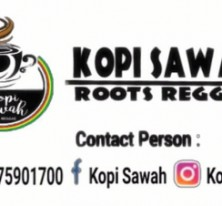 Kopi Sawah Roots Reggae