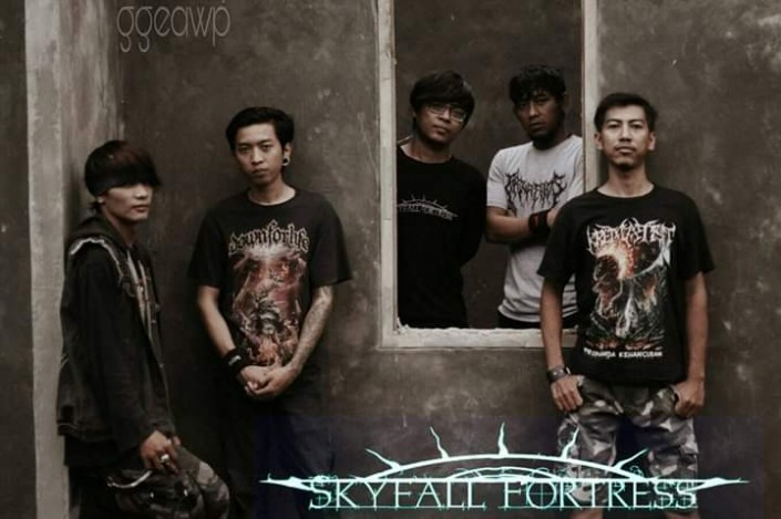 Skyfall fortress