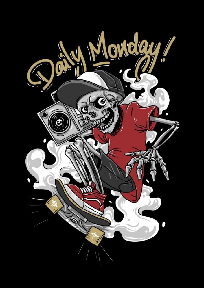 DAILY MONDAY
