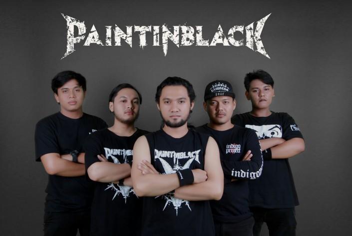 Paint In Black