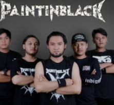 PAINT IN BLACK