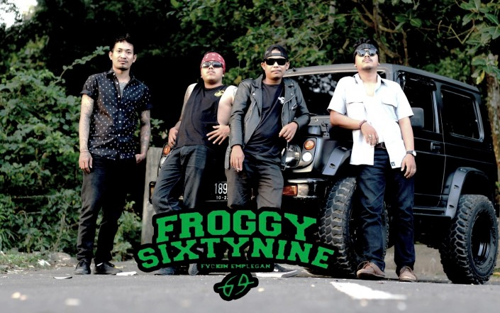 Froggy sixtynine