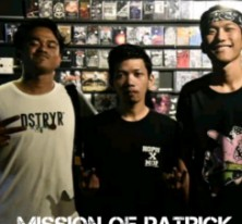 Mission of patrick