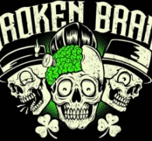 BROKEN BRAIN ROCKPUNKBILLY