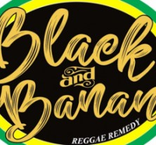 Black and Banana