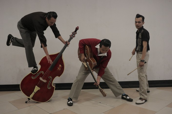 Rockabilly gangsters