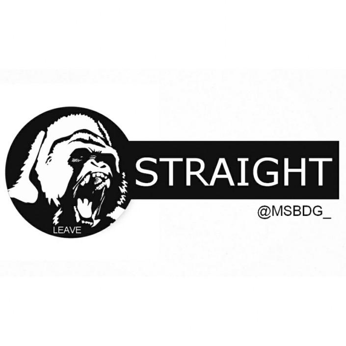 Monkey Straight