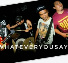 whateveryousay