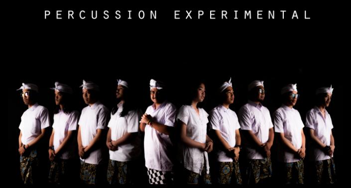 Percussion experimental