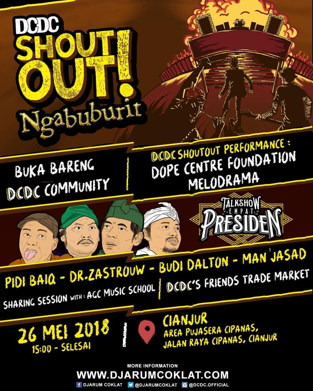 Shout Out! Ngabuburit Cianjur