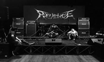 Awal November, Revenge Menetaskan Album 'The Omega'