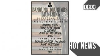 Bandung Drumlabs Launching