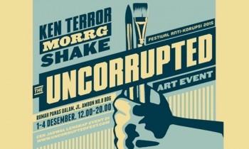 Festival Anti-Korupsi 2015: The Uncorrupted Art Event