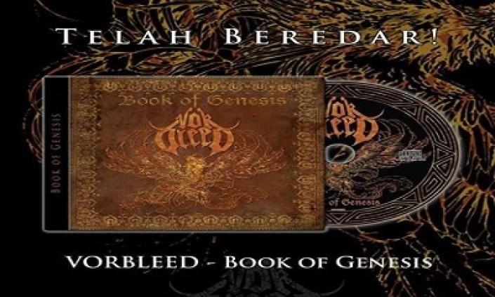 """Vorbleed """"Book Of Genesis EP"""""""