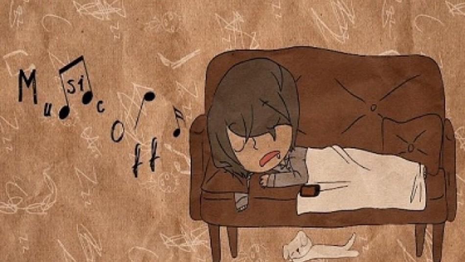 Bahaya Tidur Sambil Dengar Musik