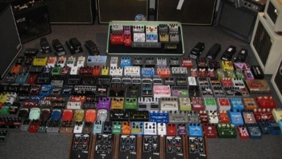 Sembilan Jenis Efek Gitar