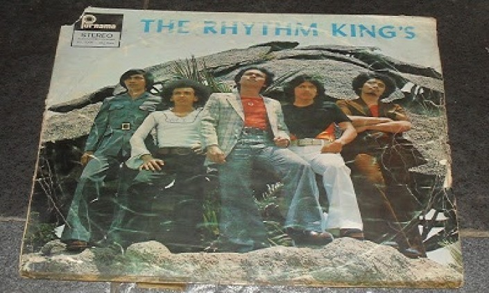 Rhythm Kings Rhythm From Indonesia 70's
