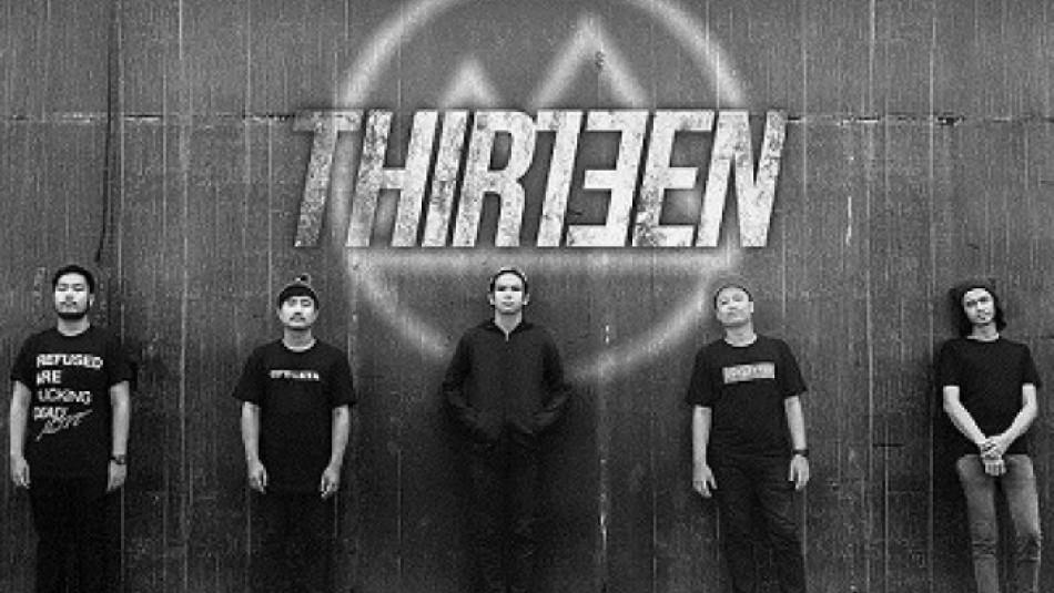 EP dari Thirteen Dirilis Oleh Record Label Jepang