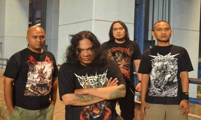 Grausig, Veteran Deathmetal Indonesia