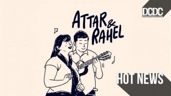 Attar dan Rahel Hadirkan Lagu Bernuansa Film Musikal