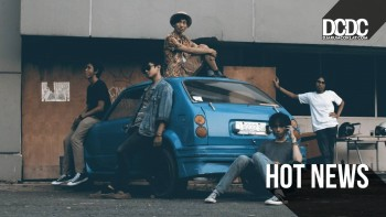 Grup Musik Badai Sampai Sore Angkat Kisah Pertemanan 'Absurd' di Lagu Barunya
