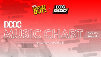 DCDC Music Chart - #1st Week of August 2019