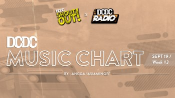 DCDC Music Chart - #3rd Week of September 2019