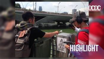 Perjalanan Bottlesmoker Dalam Proyek Drawing Cities Decoding Chords Berakhir di Kota Singapura