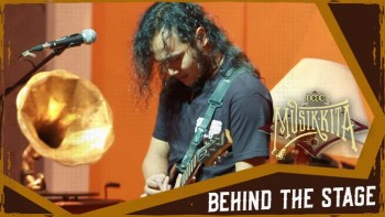 Behind The Stage: Beside x Sacred of Bums