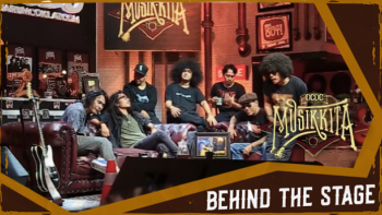 Behind The Stage : The Island Soul