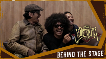 BEHIND THE STAGE : FIERSA BESARI x MICROSLEEP