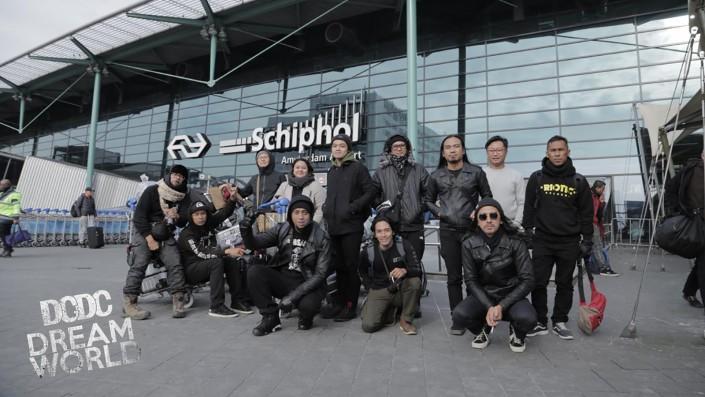 DCDC Killchestra Journey - Burgerkill dari Bandung Hingga Praha